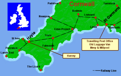 Cornwall holiday carriages
